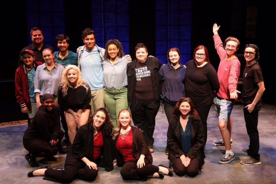 Theatre Department Debuts Production by Alumnus