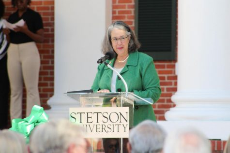 How Stetson responded to Hurricane Irma