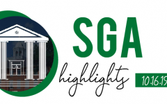 SGA HIGHLIGHTS – 10/16