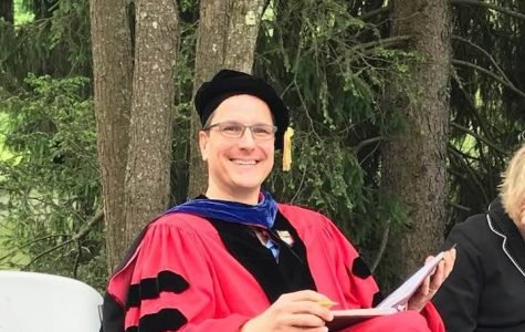 Getting to Know Stetson's President-Elect, Christopher Roellke, Ph.D.