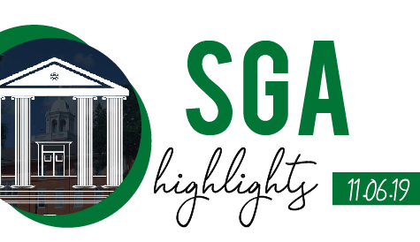 SGA Highlights – 11/6