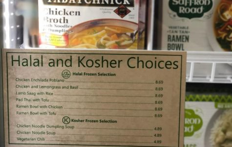 Coffee Shop Has Added Kosher and Halal Food, Promoting Diversity on Campus