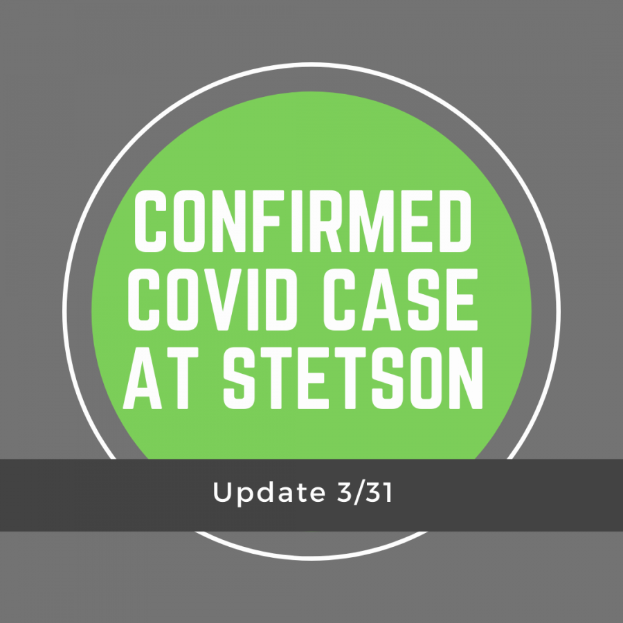 Confirmed+COVID-19+Case+at+Stetson