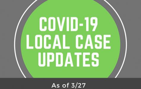 Local COVID-19 Updates - 3/27