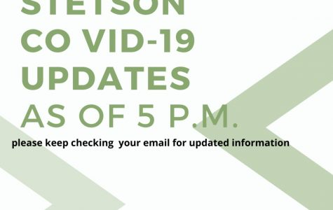 Stetson COVID-19 Updates As of 5 p.m.
