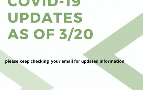 Stetson COVID-19 Updates - 3/20