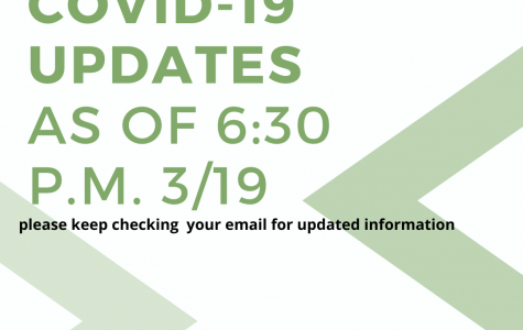 Stetson COVID-19 Updates – March 19, 5:30 p.m.