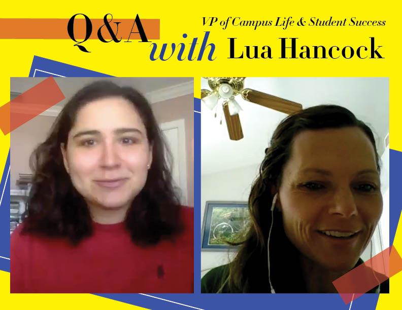 What's Happening Behind the Scenes? Q&A with Dr. Lua Hancock
