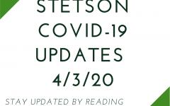 Stetson COVID-19 Updates – 4/3