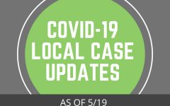 Local COVID-19 Case Updates - 5/19
