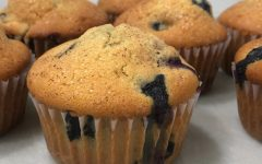 Quarantine Recipes: Blueberry Muffins
