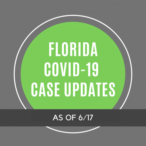 Florida COVID-19 Case Updates - 6/17
