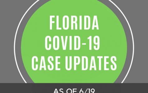 Florida COVID-19 Case Updates - 6/19