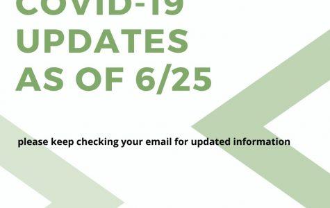 Stetson COVID-19 Updates - 6/25