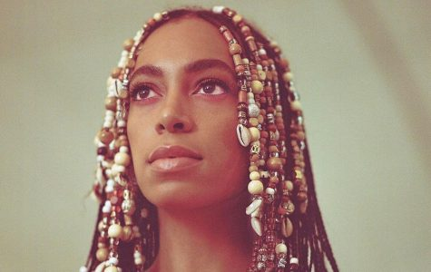 Solange takes A Seat at the Table