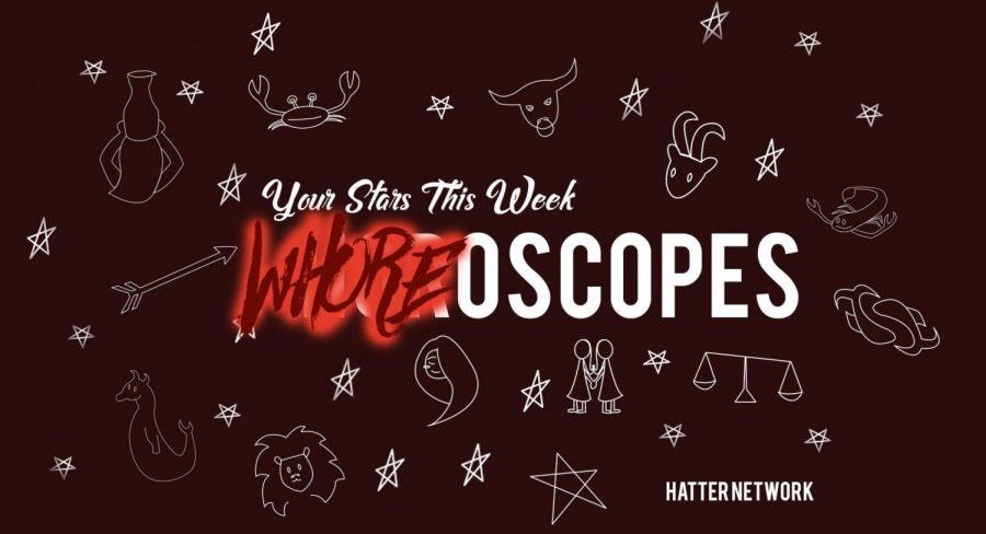 WHORE-oscopes: Sex, Love, and the Zodiac – Hatter Network