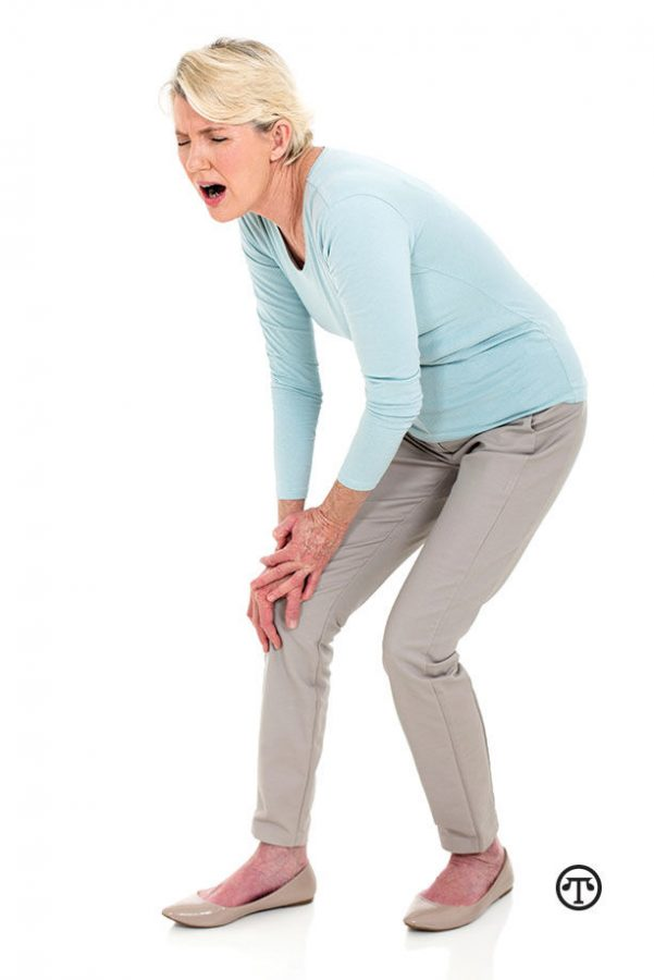 You don't have to put up with even moderate pain. Yoga, physical therapy and topical medication can help. (NAPS)