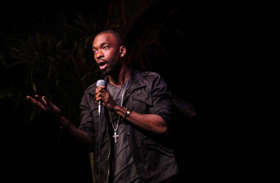 Jay+Pharoah+performed+during+Stetson%27s+Homecoming.