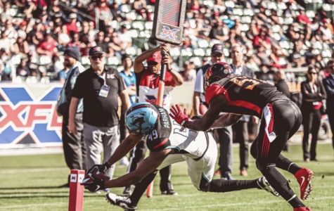 Donald Parham Making His Name Known in the XFL
