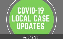 Local COVID-19 Updates- 3/27