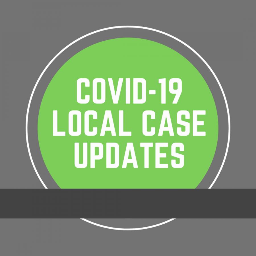 cover 19 local case updates