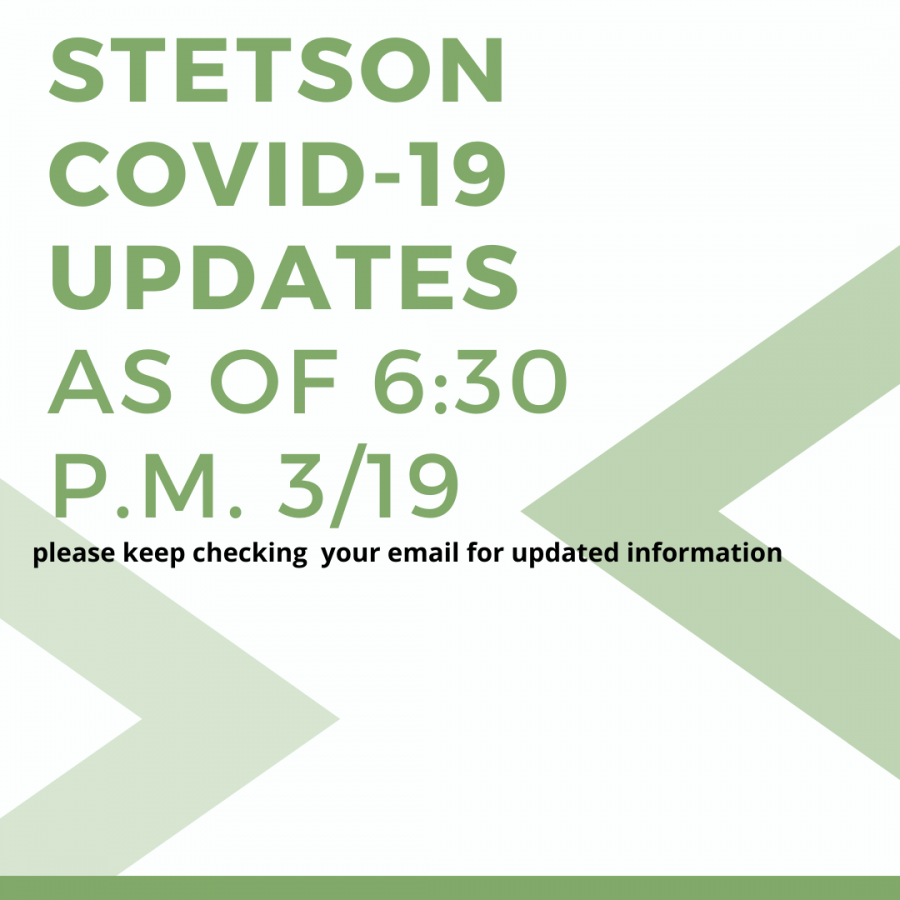 Stetson+COVID-19+Updates+-+March+19%2C+5%3A30+p.m.
