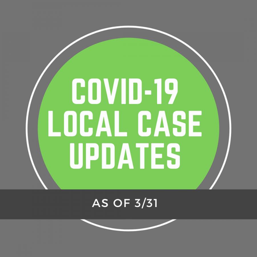 3_31 cover 19 local case updates