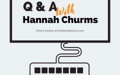 Q&A with Hannah Churms