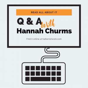Q&A with Hannah Churms