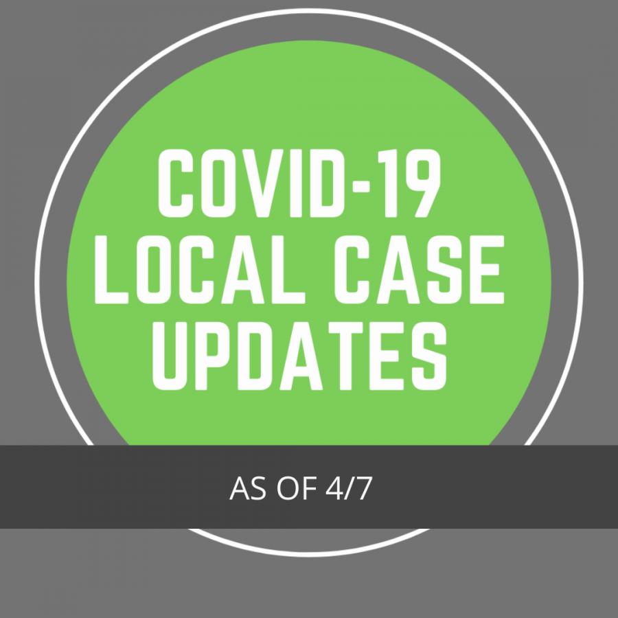 Local COVID-19 Updates - 4/7