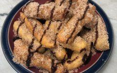 Quarantine Recipes: Churros