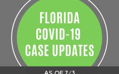 Florida COVID-19 Case Updates - 7/3