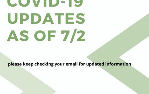 Stetson COVID-19 Updates - 7/2