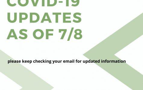 Stetson COVID-19 Updates - 7/8