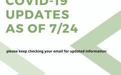 Stetson COVID-19 Updates - 7/24