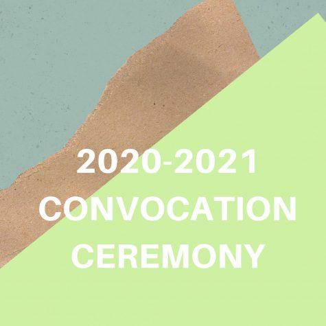 2020-2021 Convocation Ceremony