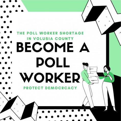The Poll Worker Shortage in Volusia County