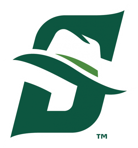 Stetson Athletics logo, courtesy of gohatters.com.