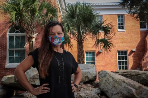 A Hatter in the age of COVID: A conversation with VP of Student Life Lua Hancock.