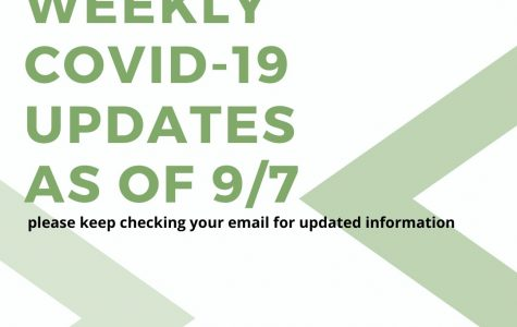 Weekly COVID-19 Updates - 9/7