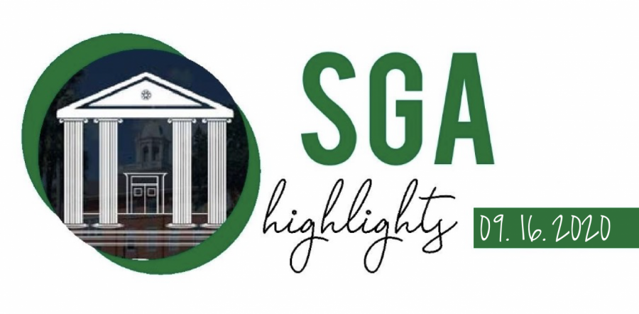 SGA Highlights – 9/16