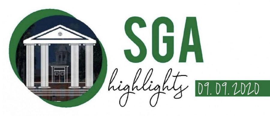 SGA Highlights – 9/9