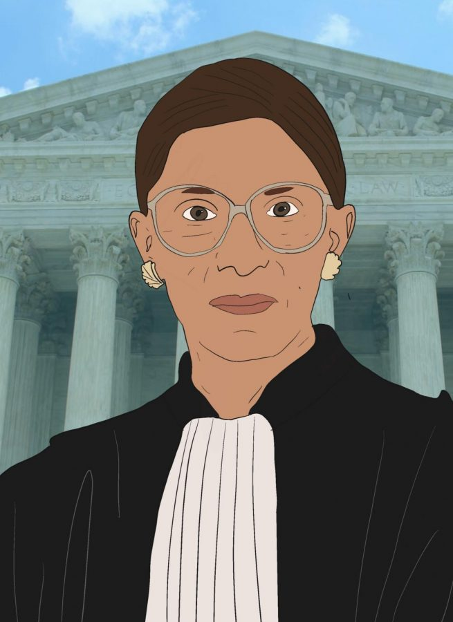 Supreme Court Justice Ruth Bader Ginsburg Dies at 87