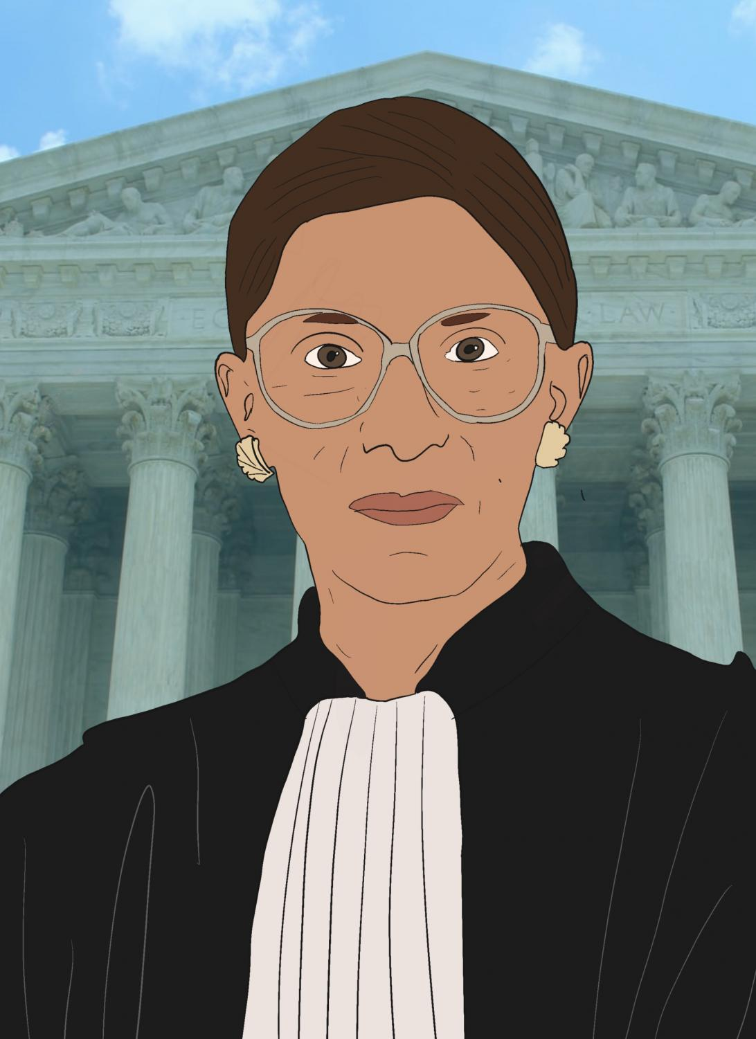 Justice Ginsburg was known most notably for her work towards gender equality