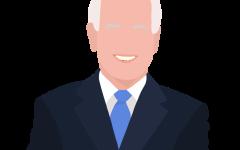 Graphic of Joe Biden