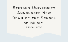 Stetson University Announces New Dean of the School of Music