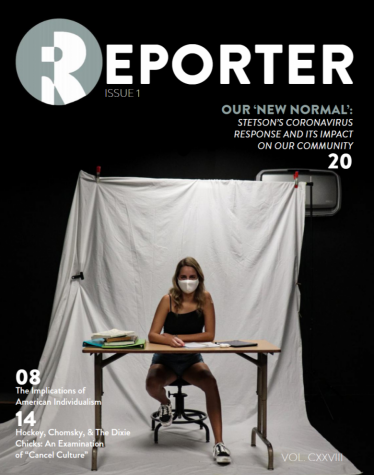 The Reporter Issue I